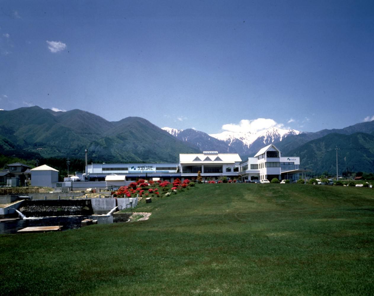 信州第二工場