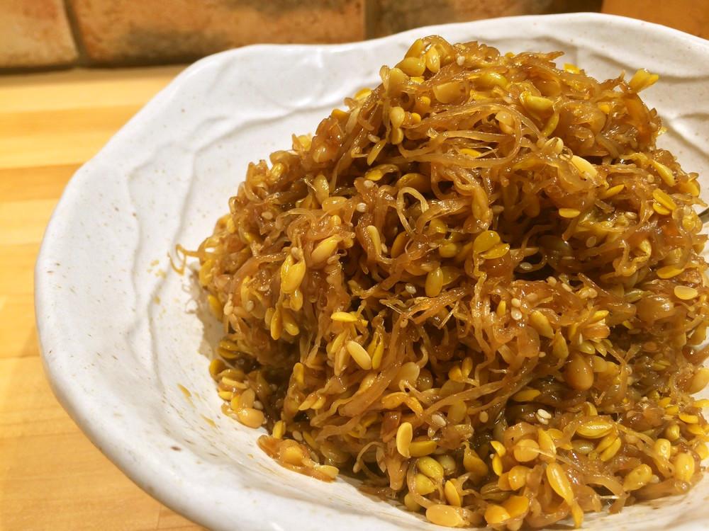 moyasi-no-tsukudani