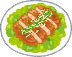 お肉と野菜